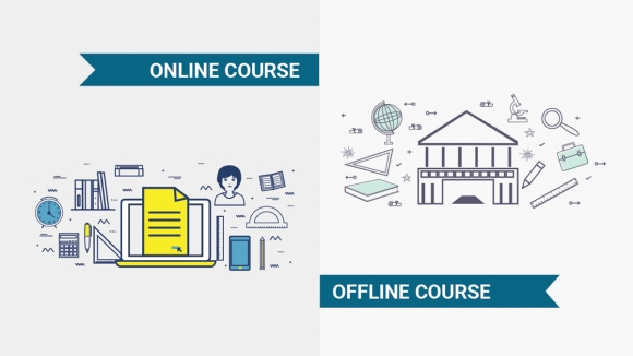 Is online course better for GMAT prep than offline course?